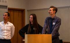 Presentation av Swedtrains praktikanter